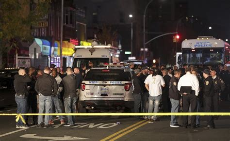 New York City wrestles with surge of violent police ...