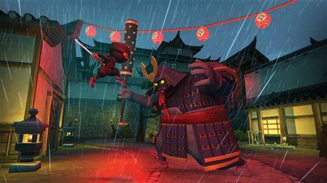 Eidos Announces Mini Ninjas For Fall 2009 Gamewatcher