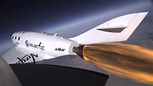 Virgin Galactic VIDEO Shows Amazing Views Space Tourists ...