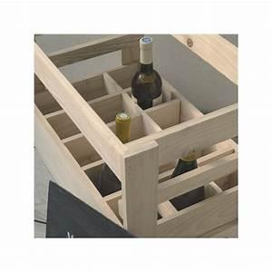 Casier à Bouteilles : casier bouteille achat vente accessoires mobilier de rangement cave botanique editions ~ Teatrodelosmanantiales.com Idées de Décoration