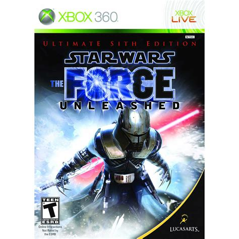 Star Wars The Force Unleashed Ultimate Sith Xbox 360 Hot