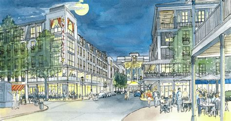 downtown lafayette vision   reality