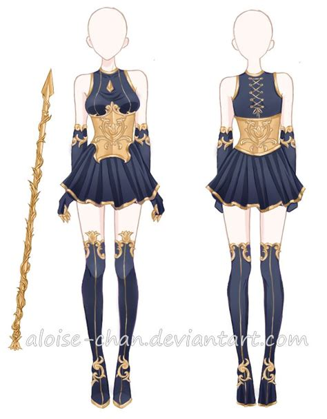 1214 best images about Anime Outfit Designs on Pinterest | December Armors and Raffle prizes