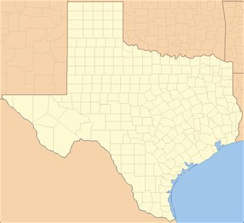 List Of Counties In Texas Wikipedia