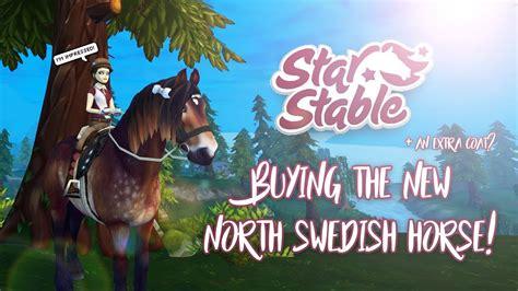 Buying The New North Swedish Horse!  #nshlove  Star
