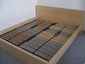 Ikea Malm Bett 180x200 Anleitung : ikea malm bett doppelbett 180x200 birke ~ Watch28wear.com Haus und Dekorationen