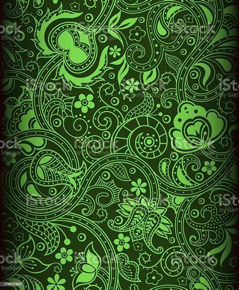 green batik background stock photo  pictures