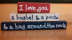 27 best images about tobacco stick ideas on pinterest With kitchen cabinets lowes with bushel and a peck wall art