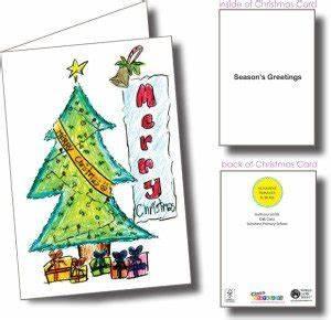 School Christmas Cards Class Fundraising