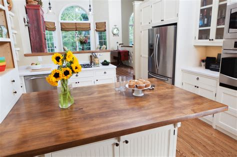 plan de travail cuisine stratifié how to care for your butcher block countertops cabinets