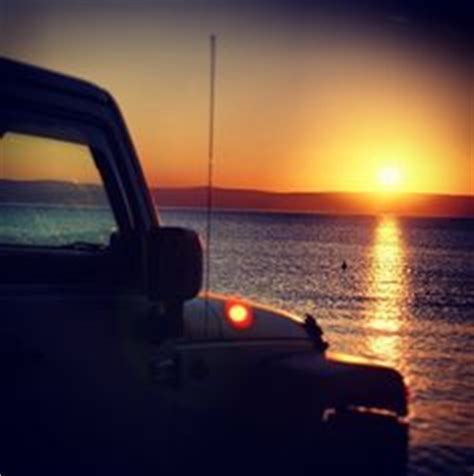 jeep beach sunset 1000 images about jeep sunsets on pinterest jeeps
