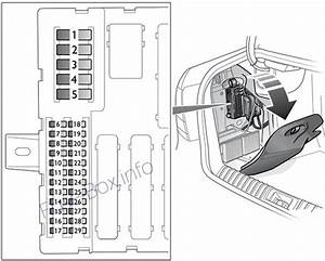 Fuse Box Diagram  U0026gt  Saab 9