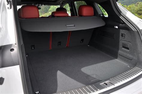 Cayenne Cargo Space by Test Drive Review Porsche Cayenne Autoworld My