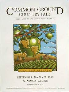 How to Prep for The Common Ground Fair