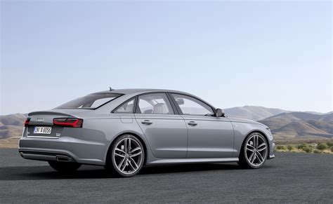 2018 Audi A6 Changes And Updates Announced