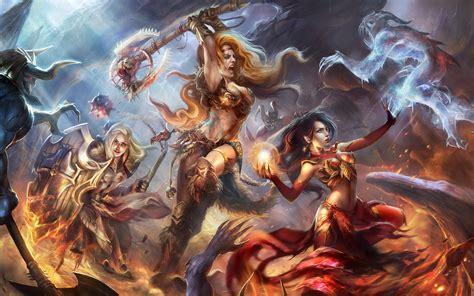 fantasy, Mage, Wizard, Sorcerer, Art, Artwork, Magic ...