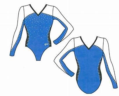Leotard Leotards Clip Clipart Gymnastics Gk Pink