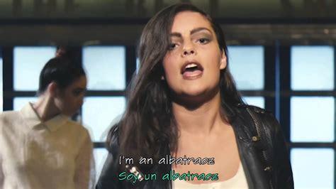 Aronchupa  I'm An Albatraoz (lyrics  Sub Español) Video