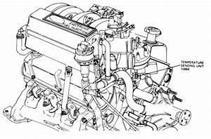 Car Repair World  Ford Coolant Temperature Sensor Replace