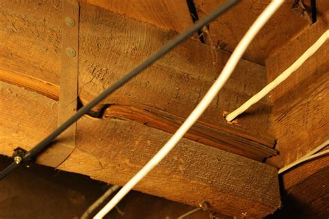 Cracked Floor Joist   Pro Construction Forum   Be the Pro
