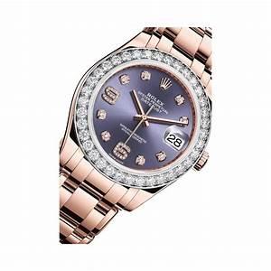 Watch Rolex Pearlmaster 39