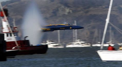 Is Boat Angel Legit blue angels over san francisco bay how low can you go