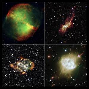 Bizarre alignment of planetary nebulae | Science Wire ...