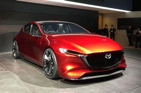 New Mazda 3 Confirmed For La Motor Show Debut