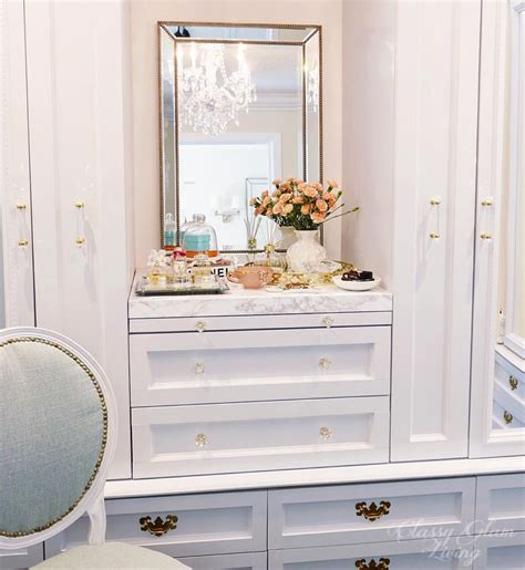 17 best ideas about vanity in closet on closet