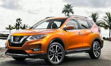 nissan  trail  release date price redesign nissan