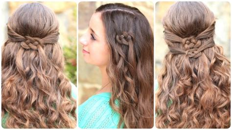 gorgeous easy hairstyle ideas  spring days style