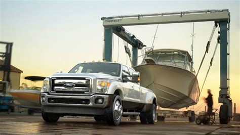 Ford F250 Towing Capacity by 2016 Ford F 250 Duty Delivers Maximum Towing Power