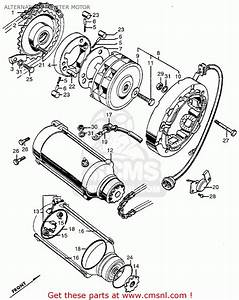 Honda Goldwing Motor Diagram