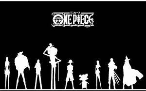 One Piece Crew Wallpaper Widescreen