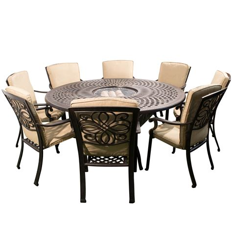 wood burning pit table furniture the most attractive pit dining table