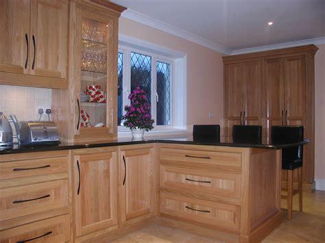 white and oak kitchen cabinets oak kitchen cabinets home design ideas oak kitchen 1743