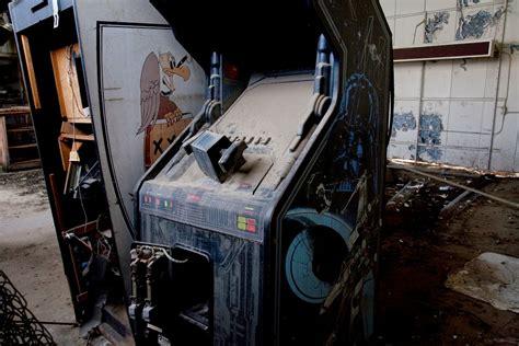Deserted Places Photos Of Abandoned Arcades In Arizona