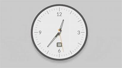 Clock Analog Css Clocks