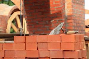Cheminée En Brique : briques r fractaires caract ristiques pose prix toutes les infos ~ Farleysfitness.com Idées de Décoration