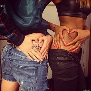 Cara Delevingne And Jourdan Dunn Get Matching 'DD' Tattoos ...