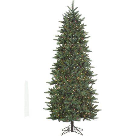 fresh xmas trees at walmart 9 slim fresh cut carolina frasier artificial tree multi pre lit walmart