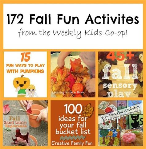best fall activities 18 best images about fall activities on pinterest crafts preschool activities and gross motor