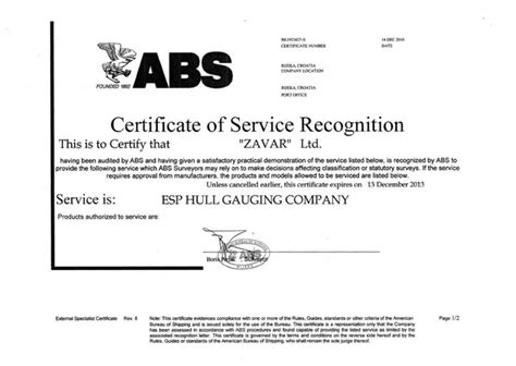 american bureau of shipping abs 28 images sqlearn receives certification from the american