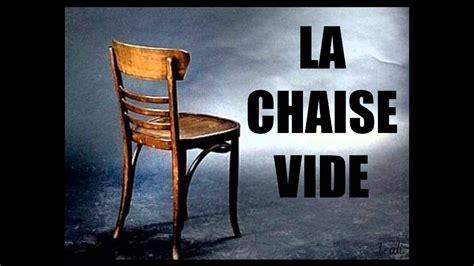 la chaise vide hd
