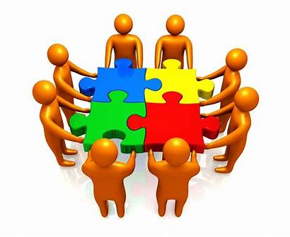 Problem Solving Fixing Puzzle Team Visual Ppt