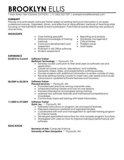 Amazing Resume Templates Free by 11 Amazing It Resume Exles Livecareer Inside It