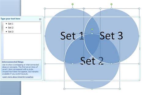Powerpoint tutorial venn diagram template animated christmas how to create a venn diagram in powerpoint 2010 ccuart Images