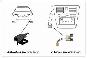 P0074  U2013 Outside Air Temperature Sensor