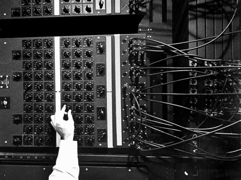 How The World's First Computer Was Rescued From The Scrap