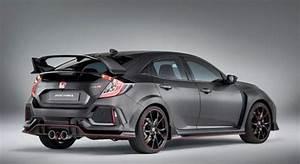 2018 Honda Civic Type R Sedan Specs Review Redesign Price